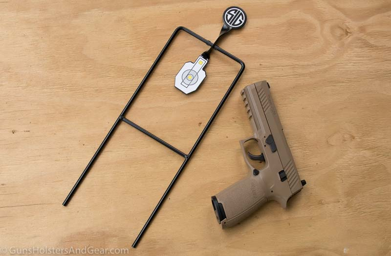 SIG SAUER Reflex Airgun Target review