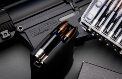 6.5 SOCOM Cartridge