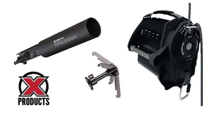 X-Products Rescue Line Launcher Kit