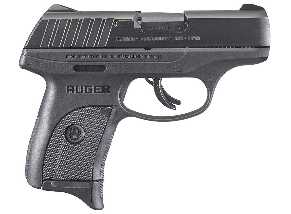 New Ruger EC9s pistol
