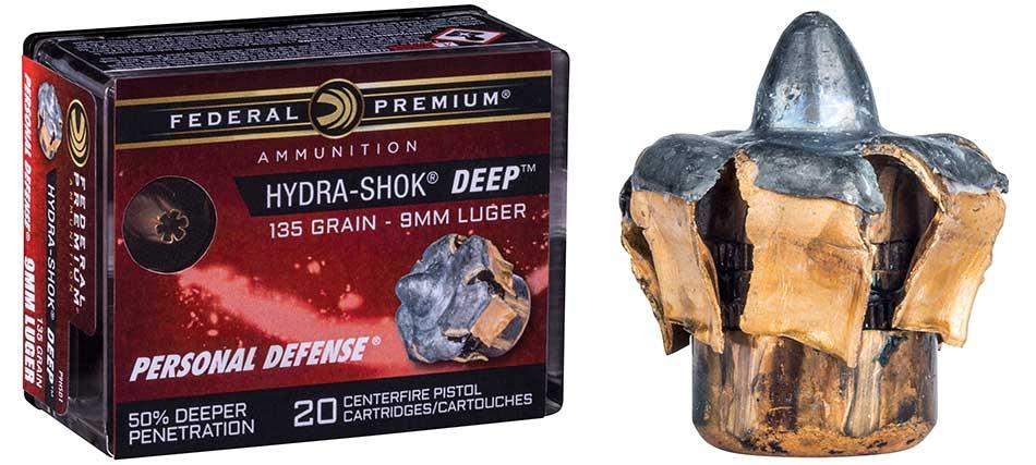 Federal Hydra-Shok Deep
