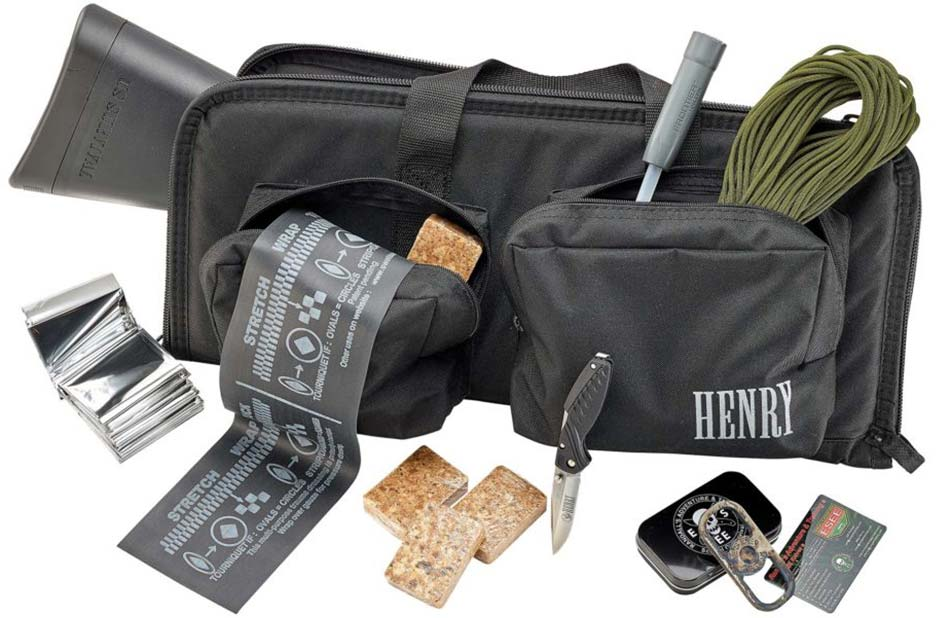Henry US Survival Pack
