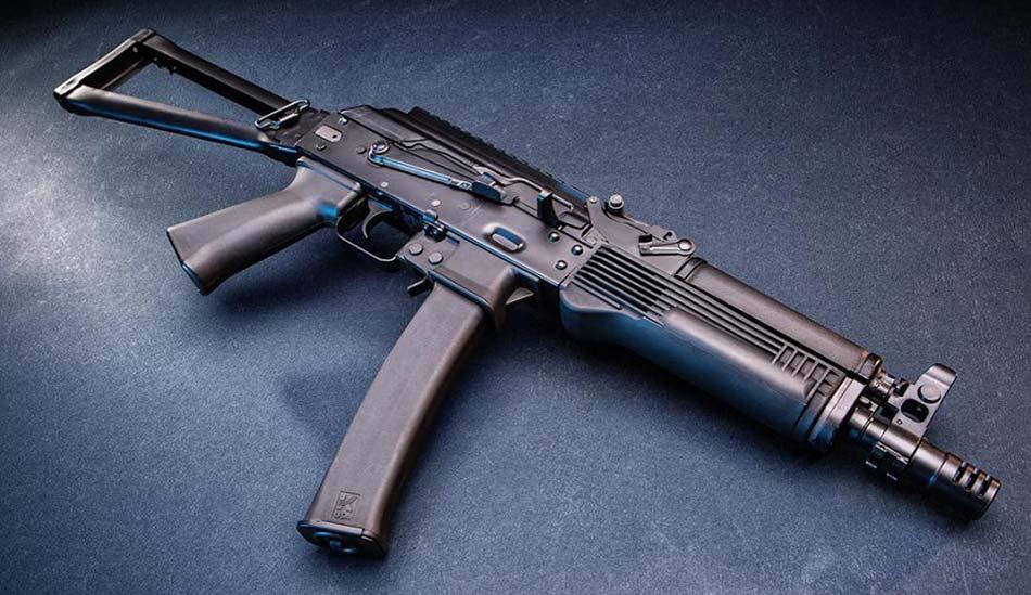Kalashnikov USA 9mm rifle