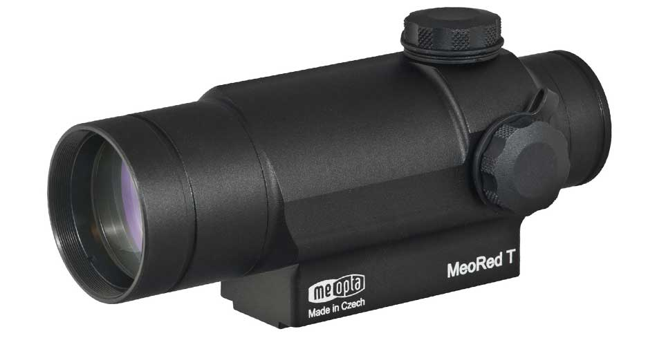 Meopta MeoRed T red dot sight at the SHOT Show