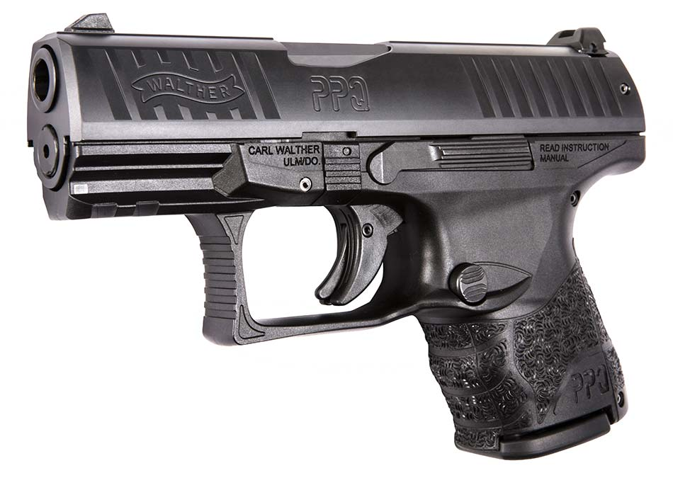Walther PPQ SC left side photo