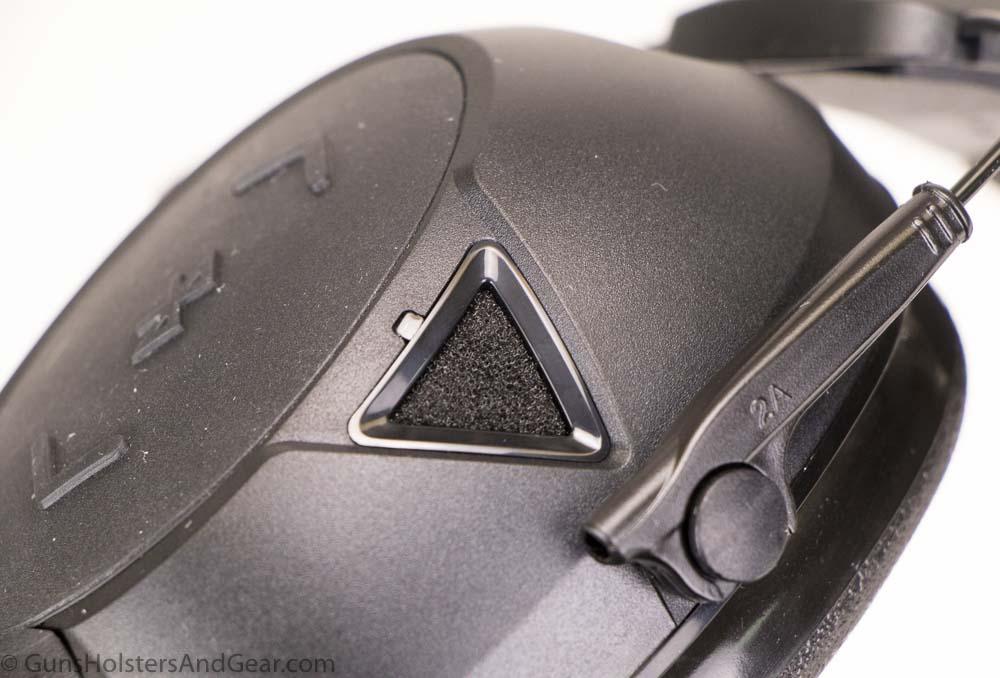 Peltor Sport Tactical 500 mics