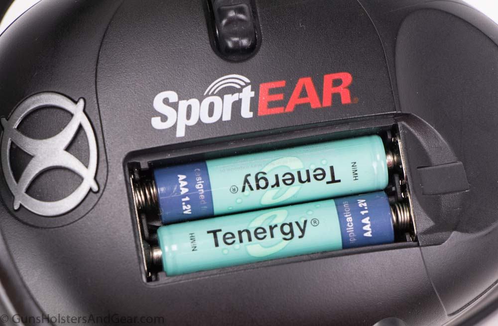 batteries for hearing protection