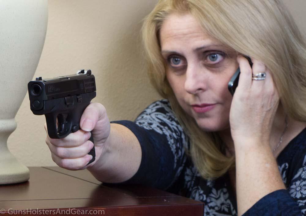 Smith Wesson Shield Self Defense Pistol