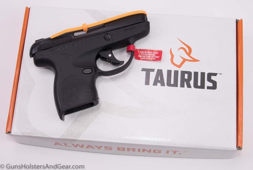 Taurus Spectrum Review