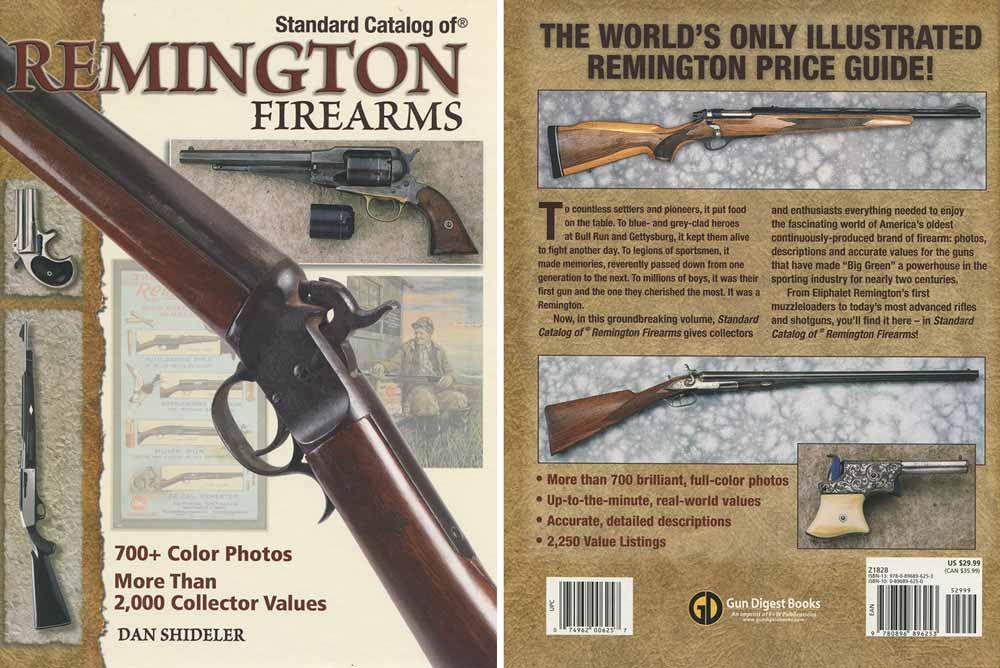 Standard Catalog of Remington Firearms Review