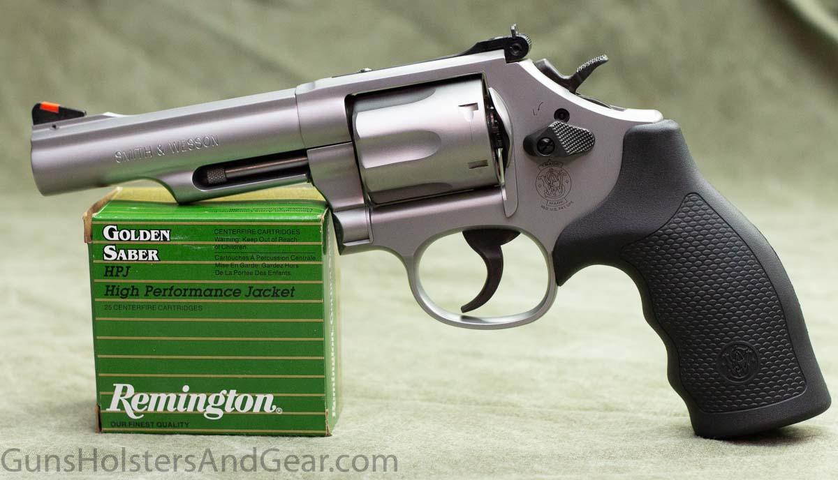 Ammunition Performance in Revolver