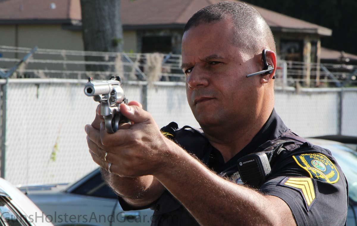 Law Enforcement Revolvers