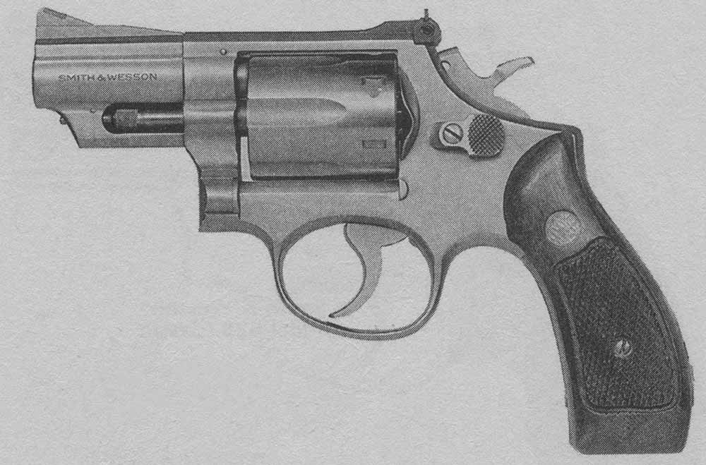 Older Smith & Wesson Model 66