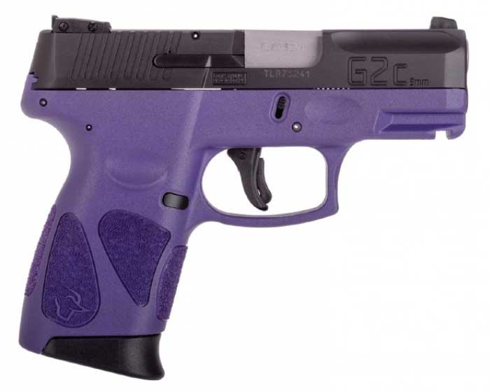 New Taurus Pistols