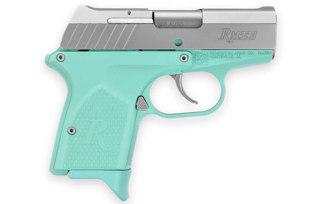 Remington RM380 Light Blue