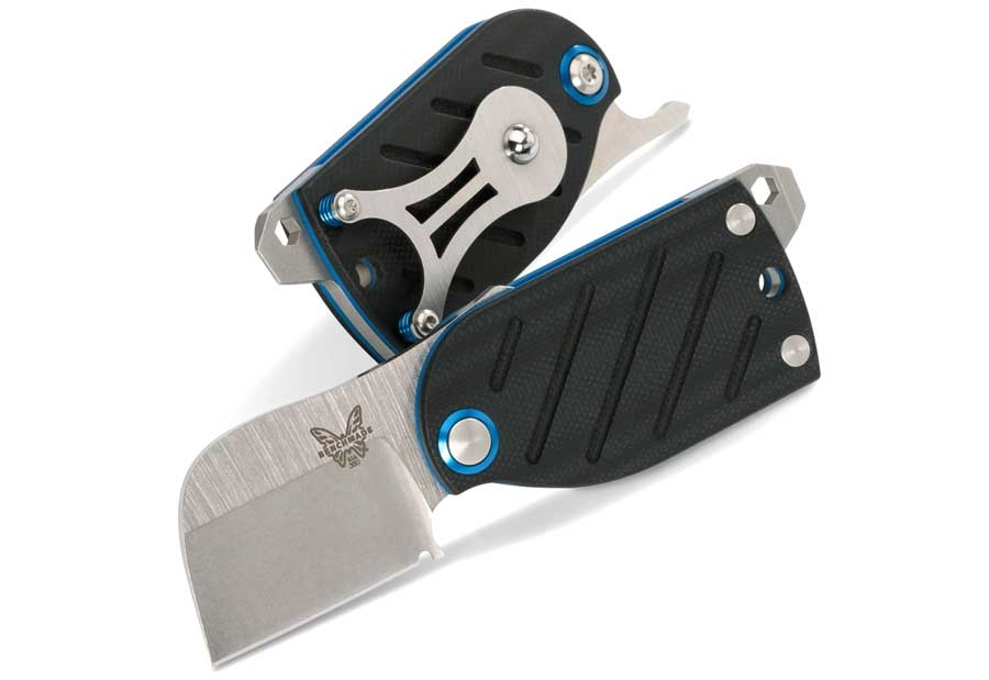 Benchmade Aller 380 Knife and Travel Tool