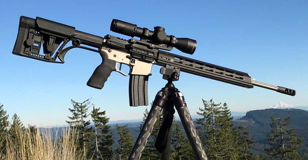 Catalyst Arms FastTrack on AR-15