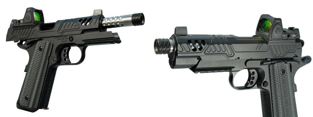 Ed Brown ZEV Tech 1911 Pistol