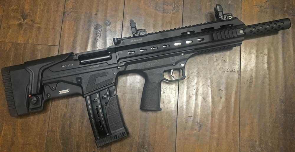 IFC Bullpup 12 gauge shotgun