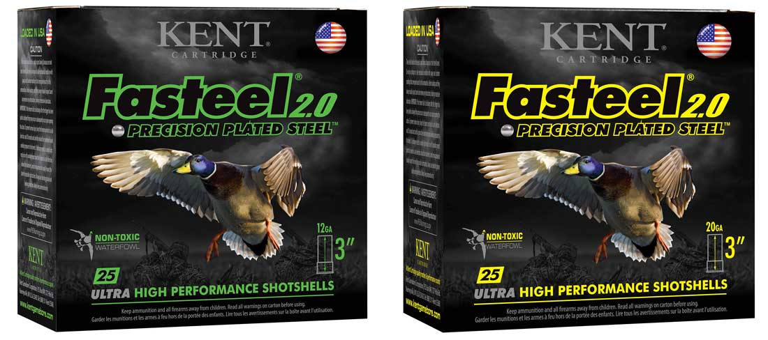 Kent Cartridge Fasteel 2 Waterfowl Hunting Shotshells
