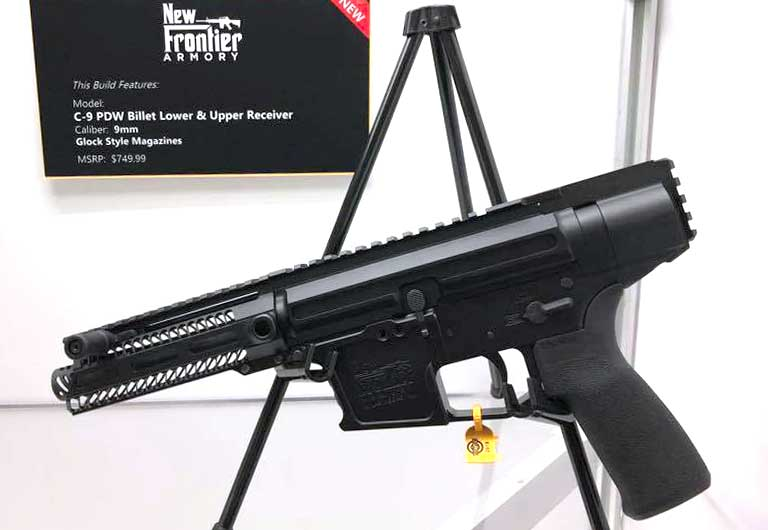 New Frontier Armory C-9 PDW
