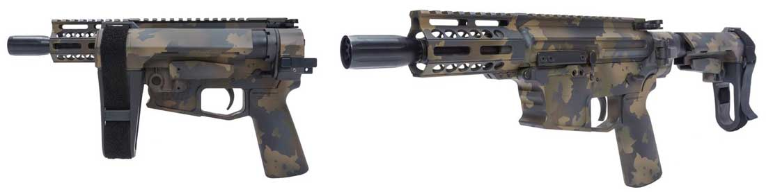 New Frontier Armory Side Folding AR Lower