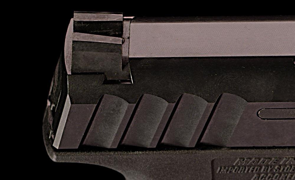 New Stoeger STR-9 9mm pistol