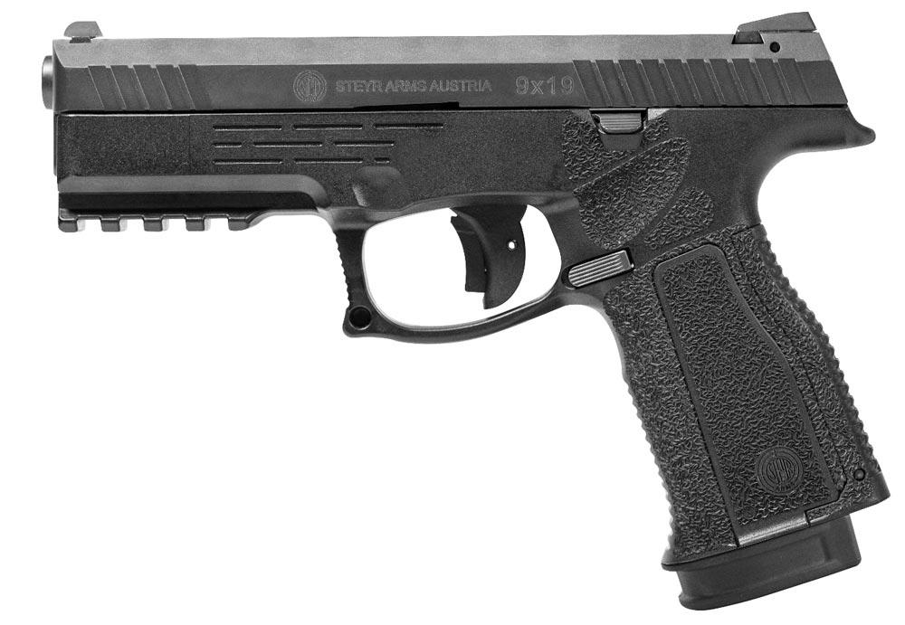 Steyr A2 Modular Frame Pistol