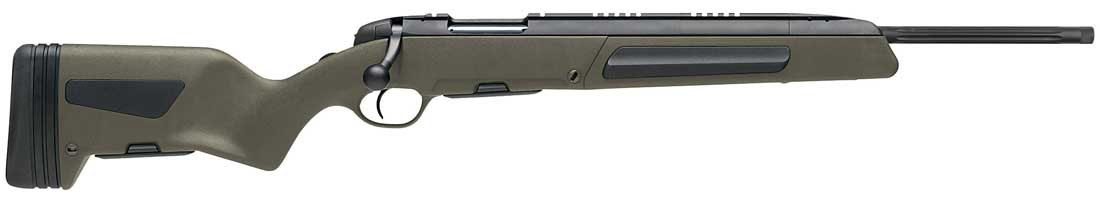Steyr Scout Rifle 6.5 Creedmoor