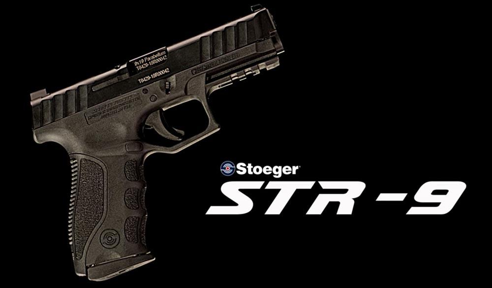 Stoeger STR-9 9mm pistol