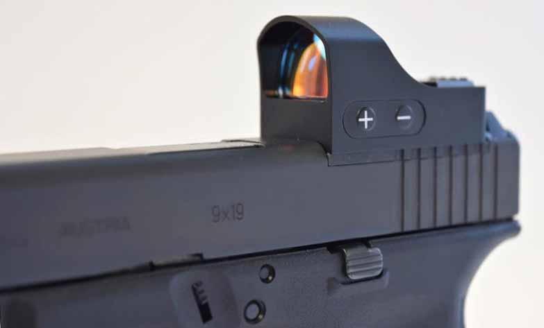 Stryka S3 Red Dot for Pistols