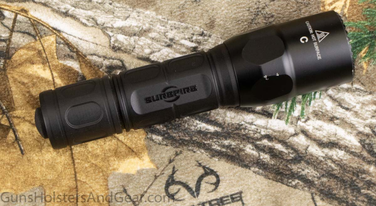 SureFire G2X Tactical Review Featured Image