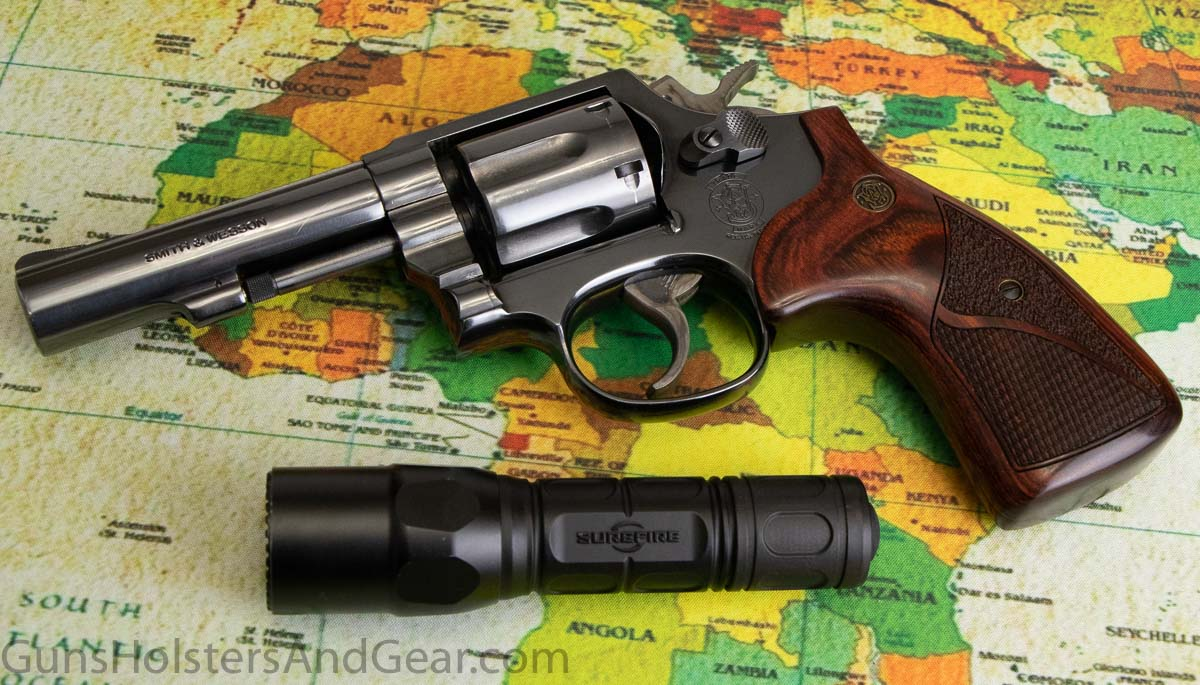 Carrying the SureFire Flashlight Review