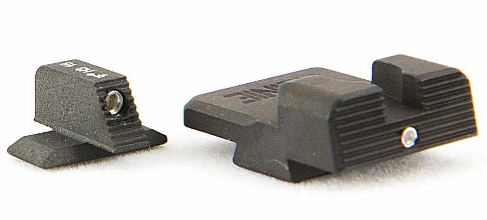 Heinie Straight Eight Ledge Sights for XDS