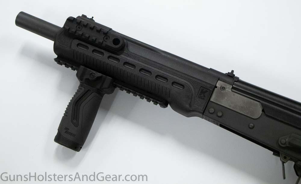 Short Barrel Kalashnikov Komrad shotgun