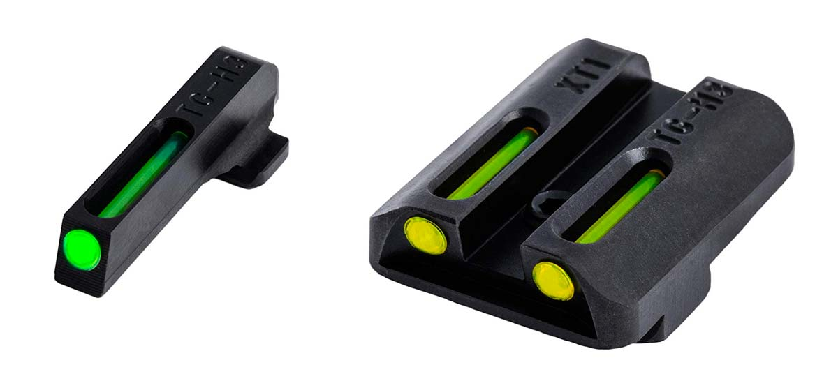 TRUGLO TFO - Best Night Sights for Springfield Armory XDs