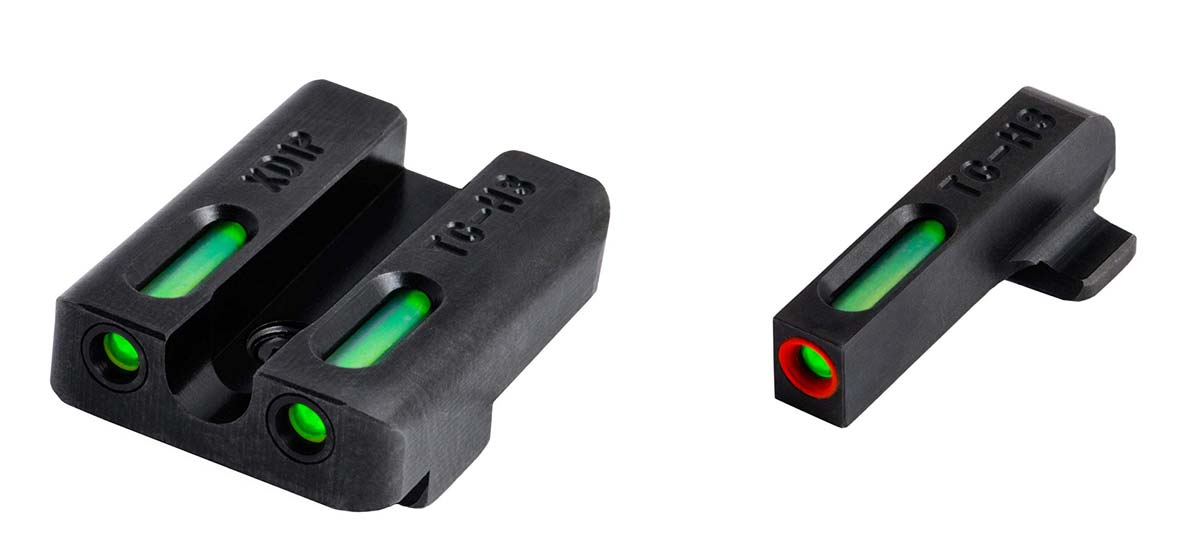 TRUGLO TFX Pro Night Sights for the Springfield Armory XDS