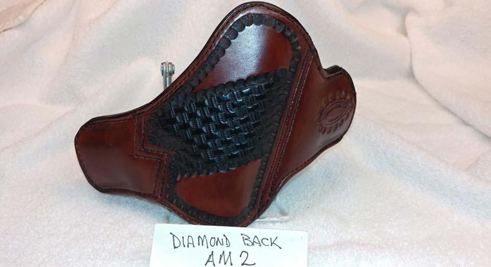 Kester Farms Leather Holster for Diamondback AM2