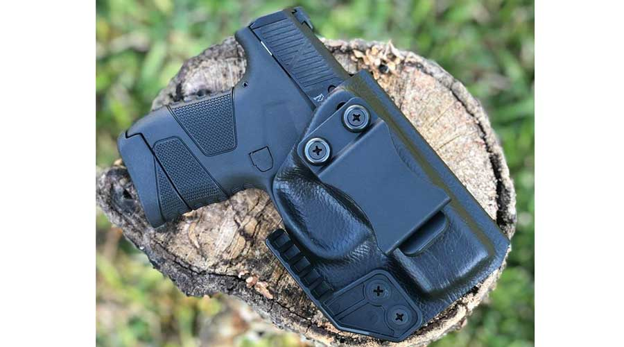 SCK Holsters rig for 9mm pistol