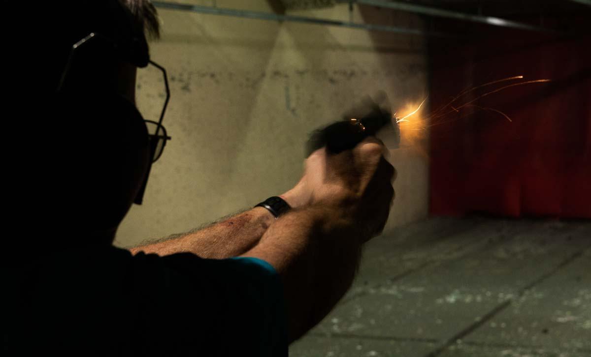 Shooting the MP380 EZ Pistol