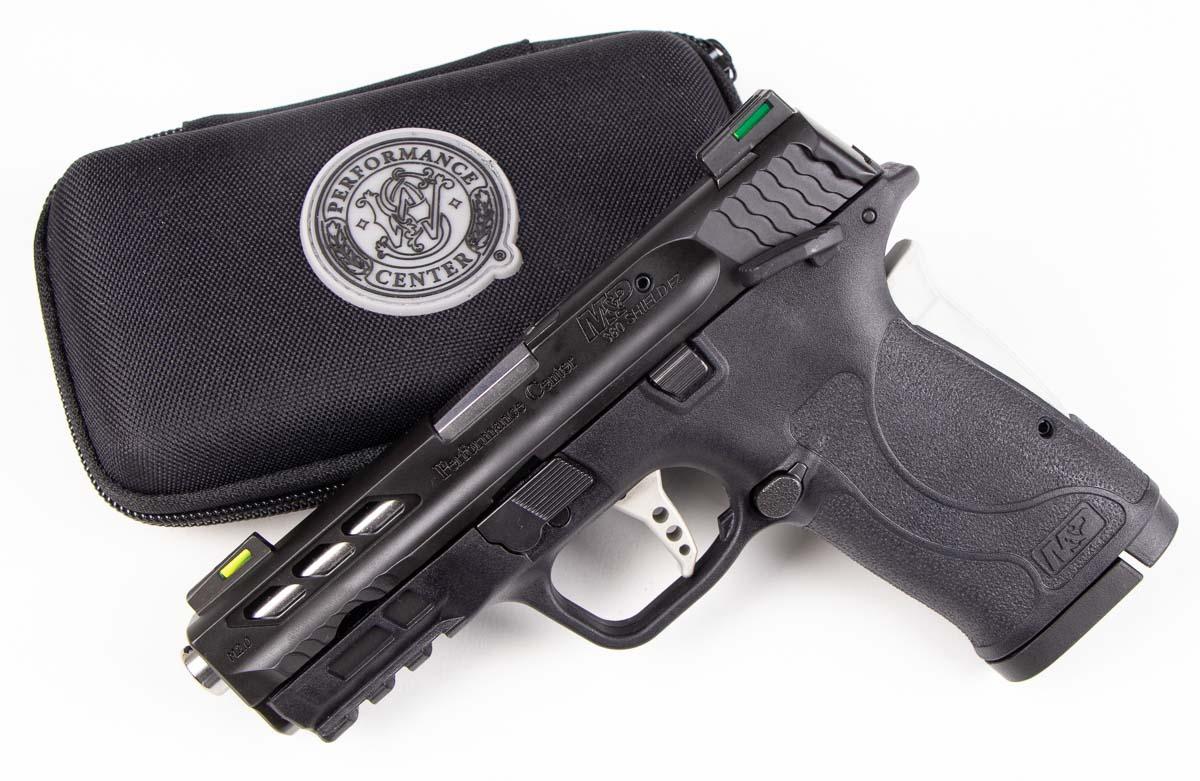 Smith & Wesson P.C. M&P380 Shield EZ Kit Review