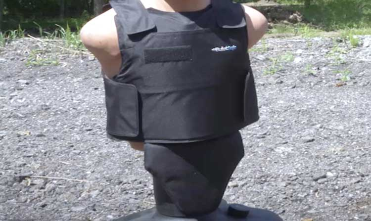 BulletSafe Crotch Protector
