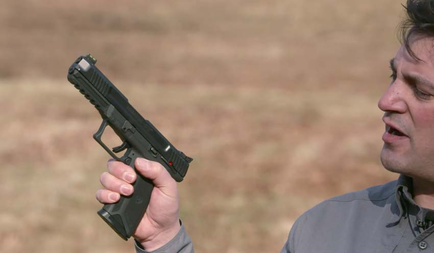 Ruger-57 Review