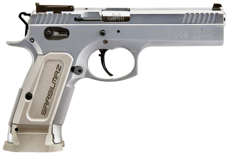 Sarsilmaz K12 Sport SAR USA