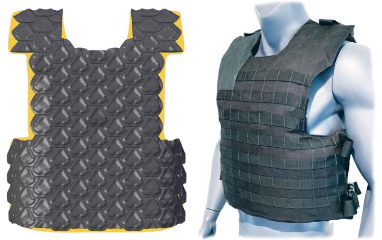 Verco MotilityMH Body Armor