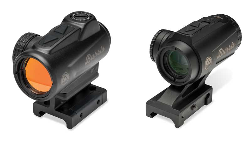 Burris RT-1 and RT-3 Prism Sights