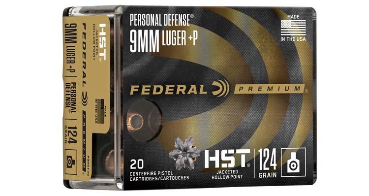 Federal HST 357 SIG