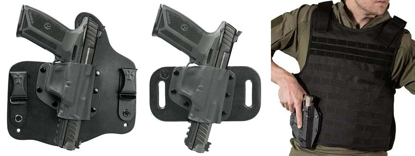 Ruger-57 Holsters