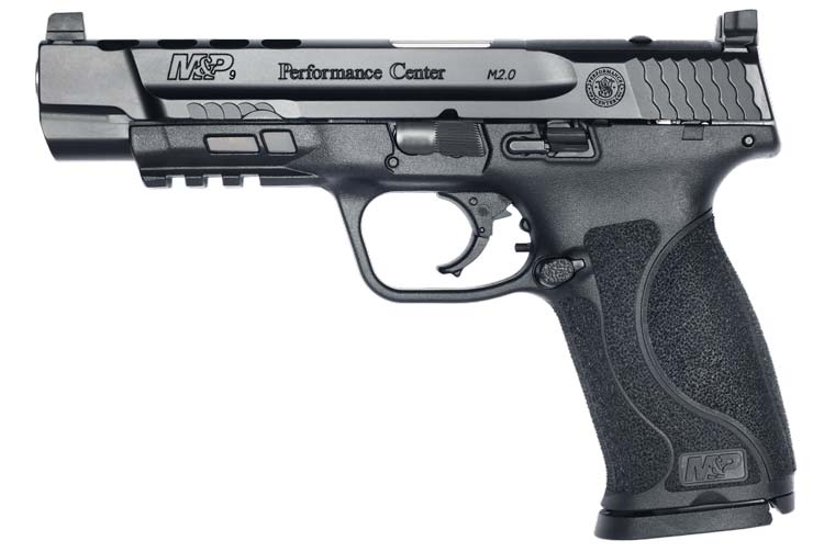 Smith and Wesson MP M20 CORE Ported Pistols