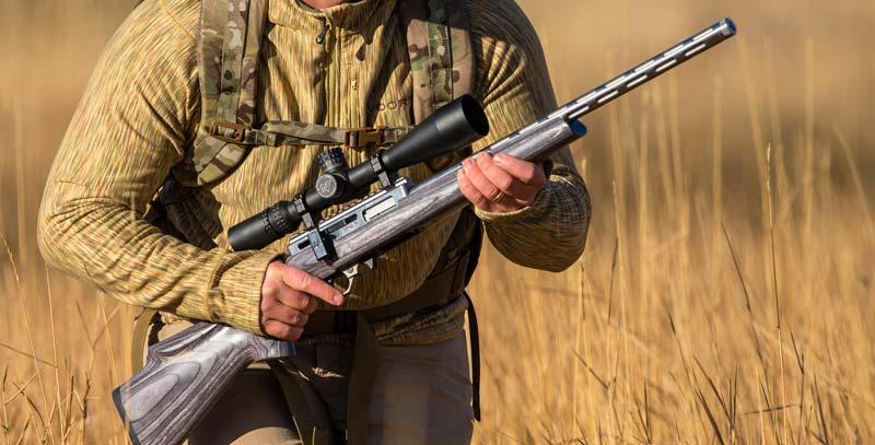 Vorquartsen 17 WSM Rifle